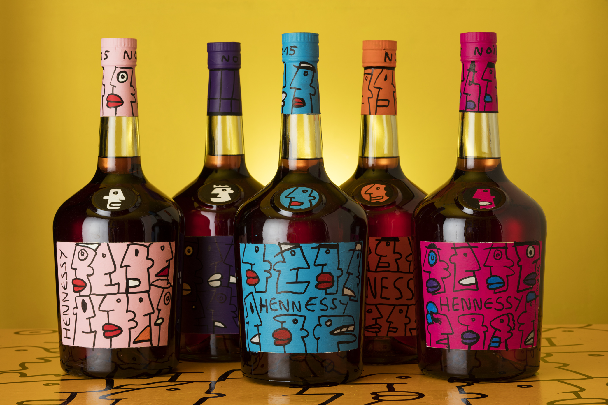 Thierry Noir - Hennessy Group