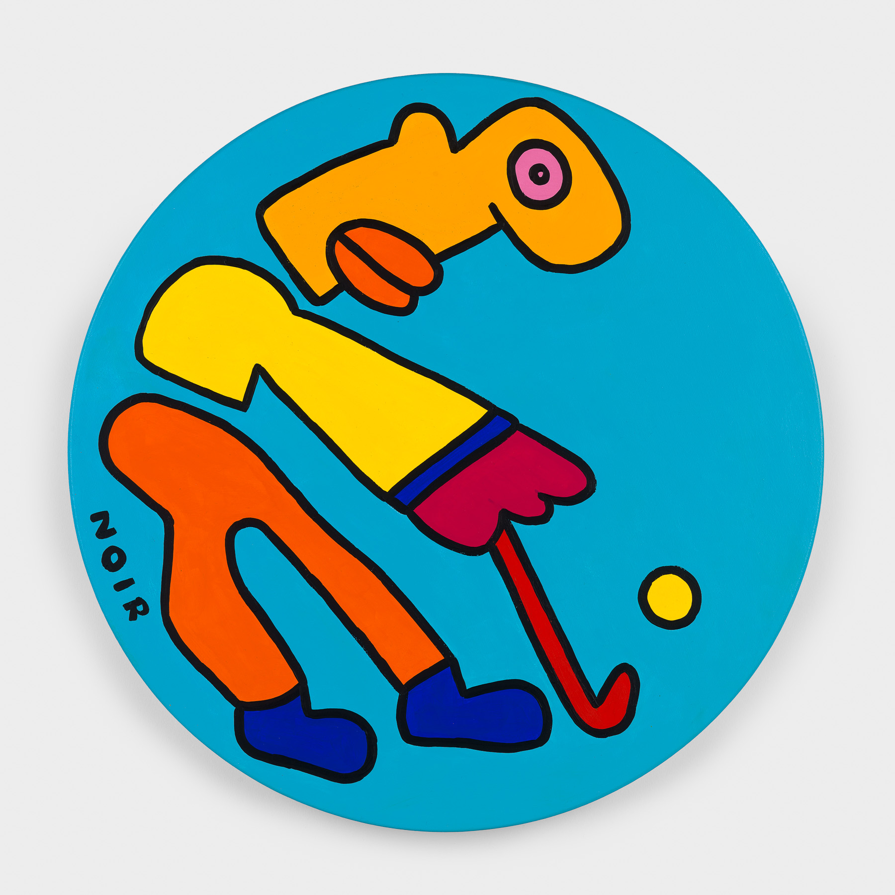 Thierry Noir-Gold-Field Hockey-Front