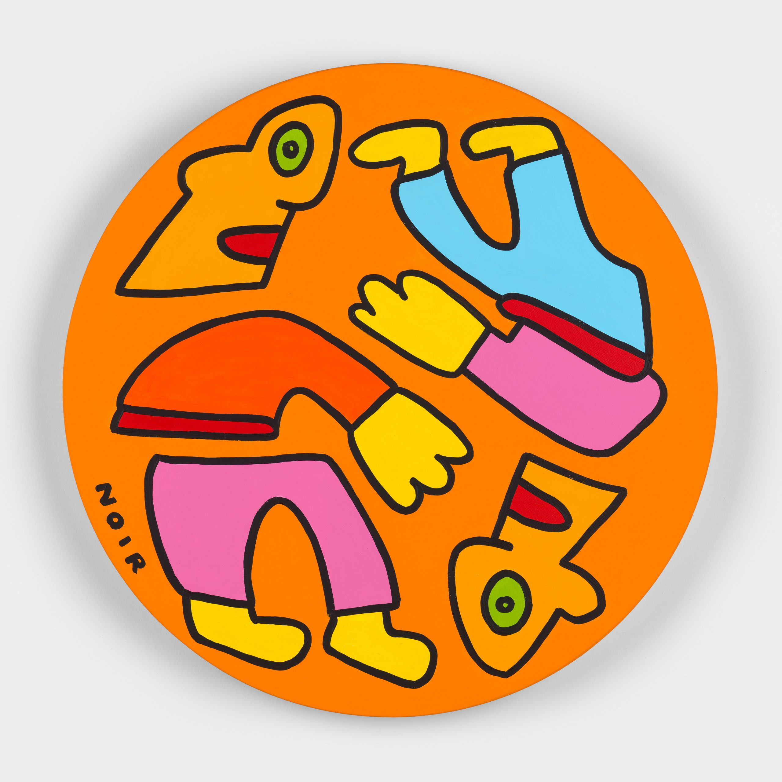 Thierry Noir-Gold-Judo-Front
