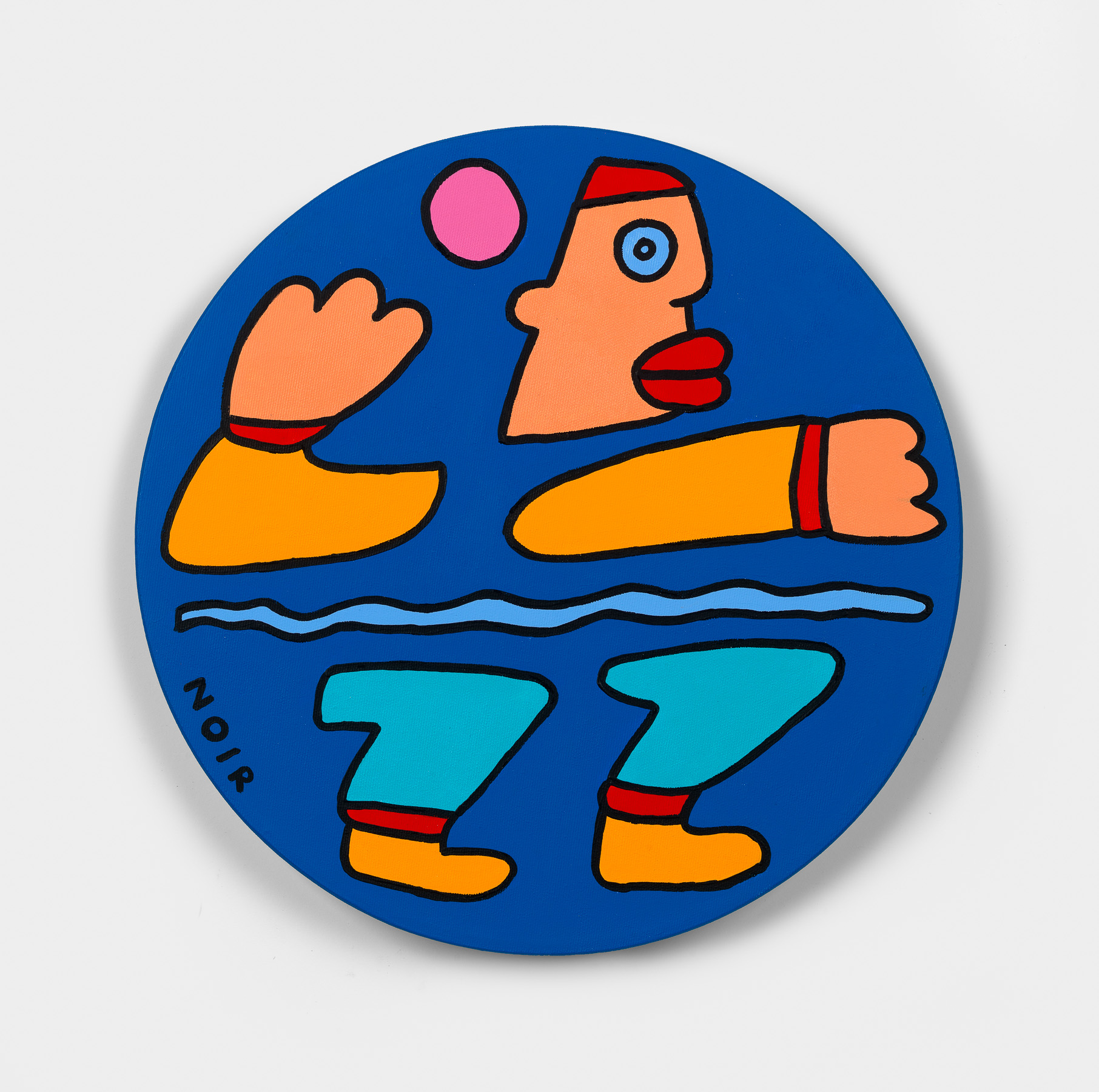 Thierry Noir - Gold Water Polo