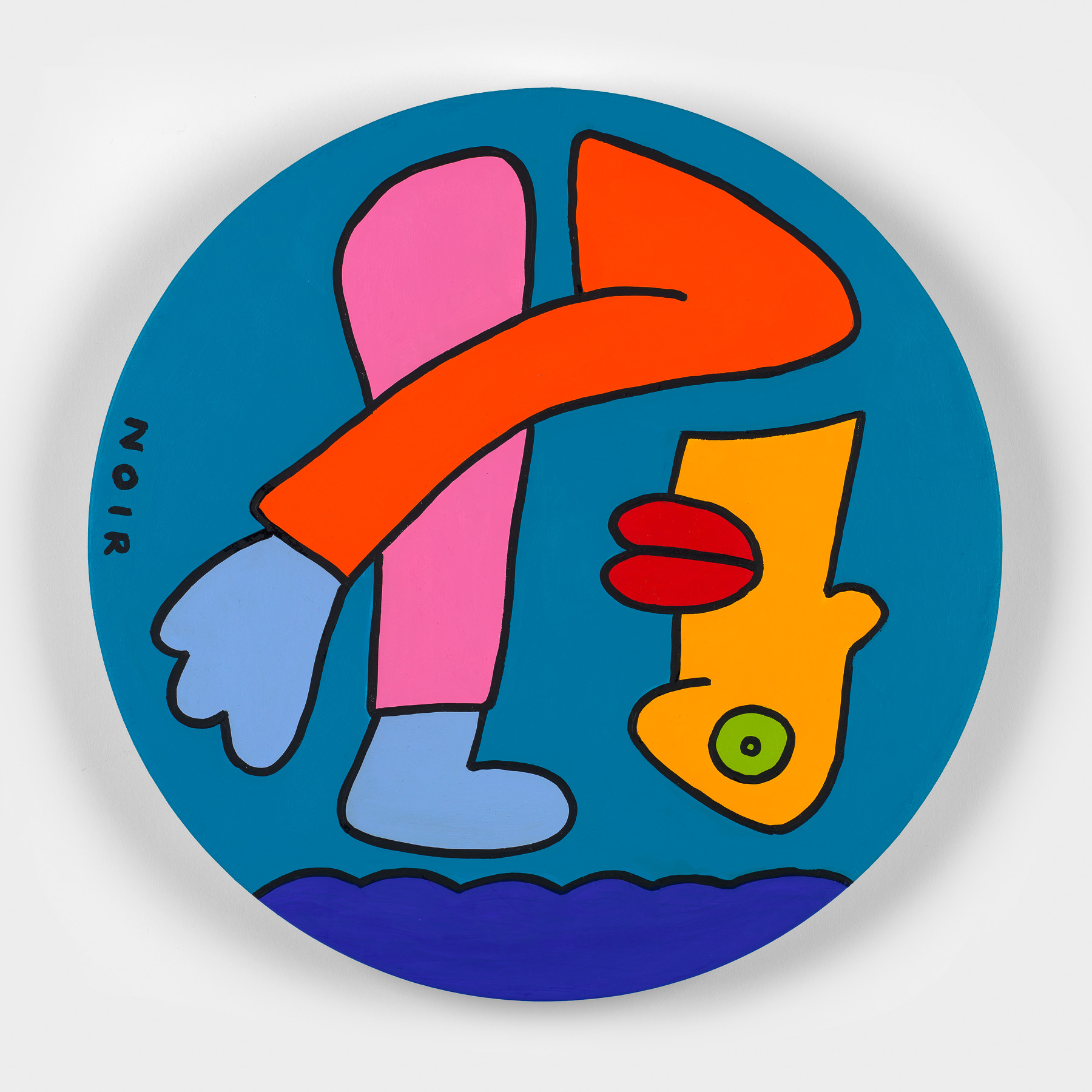 Thierry Noir-Gold-Diving-Front
